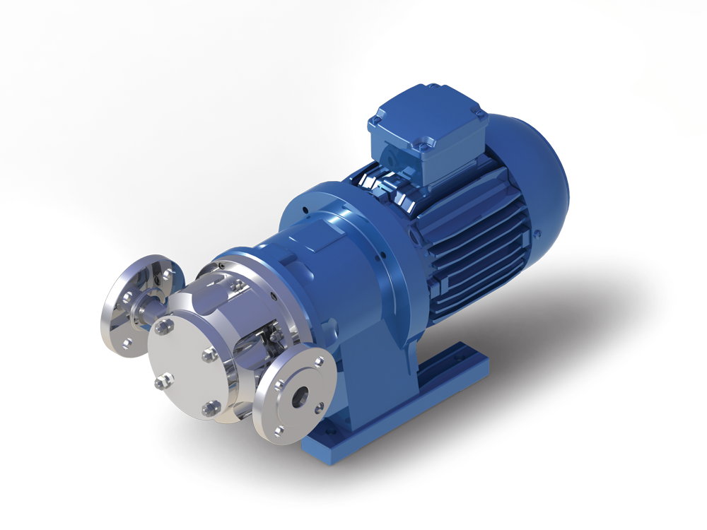 Vane Pumps SVM | Gruppo Aturia - English